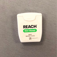 REACH® Mint Waxed Floss uploaded by Dyanna M.