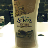 St. Ives Soothing Oatmeal & Shea Butter Body Lotion uploaded by Make-up t.