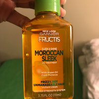 Garnier Fructis Sleek & Shine Moroccan Sleek Oil Treatment uploaded by Make-up t.