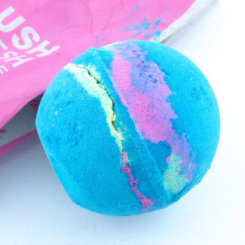 Photo of LUSH Intergalactic Bath Bomb uploaded by Jolie d.