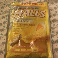 HALLS Sugar Free Honey-Lemon Flavor Suppressant Drops uploaded by Jeanette M.