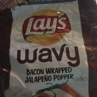 Lays Wavy Bacon Wrapped Jalapeno Popper - 7.5oz uploaded by George Ann S.
