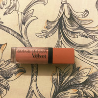 Bourjois Rouge Edition Velvet Liquid Lipstick uploaded by Marium S.