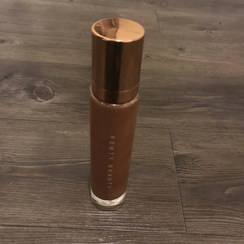 Photo of Fenty by Rihanna Body Lava Body Luminizer uploaded by Santrell A.