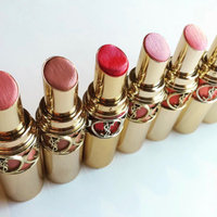 Yves Saint Laurent Rouge Volupté Silky Sensual Radiant Lipstick SPF 15 uploaded by Jacqueline M.