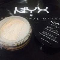 NYX Mineral Finishing Powder uploaded by Hurriya K.