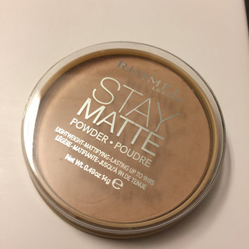 Photo of Rimmel London Stay Matte Pressed Powder uploaded by Karen L.