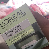 L'Oréal Paris Pure-Clay Purify & Mattify Face Mask uploaded by 🇿🇲🇬🇷