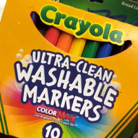 Crayola 24ct ColorMax Washable Crayons uploaded by Meyling M.