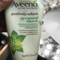 Aveeno® Positively Radiant® Skin Brightening Daily Scrub uploaded by Tina H.