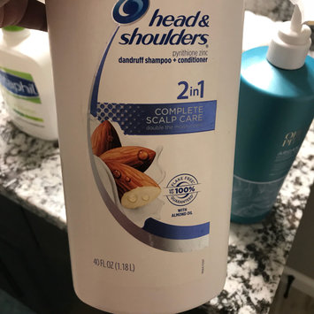 Photo of Head & Shoulders Complete Scalp Care 2-in-1 Anti-Dandruff Shampoo + Conditioner uploaded by Tina H.