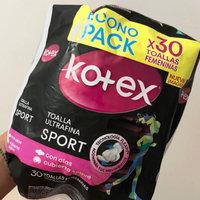 U by Kotex® Fitness* Ultra Thin Pads Regular uploaded by Natalia M.