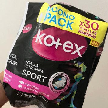 Photo of U by Kotex® Fitness* Ultra Thin Pads Regular uploaded by Natalia M.