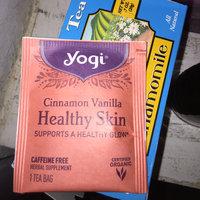 Yogi Tea Cinnamon Vanilla Healthy Skin uploaded by Taylor F.