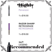 Urban Decay Perversion Waterproof Fine-Point Eye Pen uploaded by Jen S.