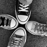 Converse uploaded by LaDawn M.
