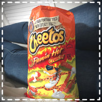 CHEETOS® Crunchy Flamin' Hot® Cheese Flavored Snacks uploaded by Breanna M.