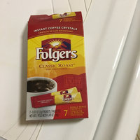 Folgers Instant Coffee Crystals Classic Roast Single Serve Packets - 7 CT uploaded by alisha s.