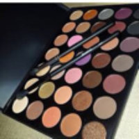 Morphe 35W - 35 Color Warm Eyeshadow Palette uploaded by Mona F.