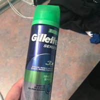 Gillette Series Sensitive Skin Shave Gel uploaded by April S.