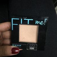 Maybelline Fit Me® Matte + Poreless Powder uploaded by Mabeli P.