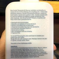CeraVe Renewing SA Cleanser, 8 fl oz uploaded by Paris M.