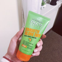 Garnier Fructis Style Smooth Blow-Dry Anti Frizz Cream uploaded by Alina C.