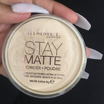 Photo of Rimmel London Stay Matte Pressed Powder uploaded by Ashley M.