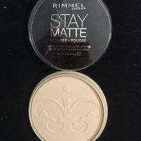 Rimmel London Stay Matte Pressed Powder uploaded by Ashley M.