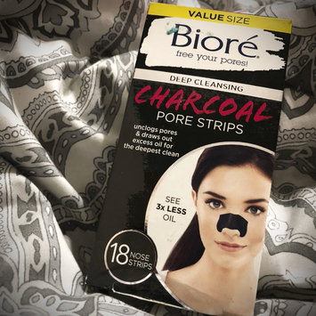 Photo of Bioré Deep Cleansing Charcoal Pore Strips uploaded by Ednita R.