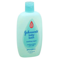Johnson's® Soothing Vapor Bath uploaded by Amber Z.