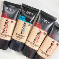 L'Oréal Paris Infallible® Pro Glow Foundation uploaded by Cheryl S.