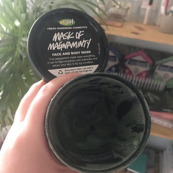 Photo of LUSH Mask of Magnaminty uploaded by Mollie F.