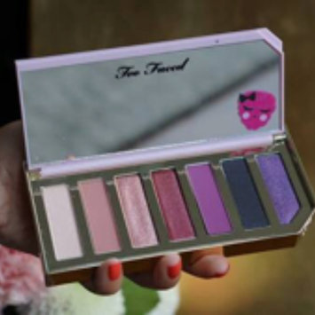 Photo of Too Faced Tutti Frutti Razzle Dazzle Berry Eyeshadow Palette uploaded by Nayantara K.