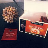 Stash Tea Spice Dragon Red Chai Herbal Tea uploaded by Alake T.