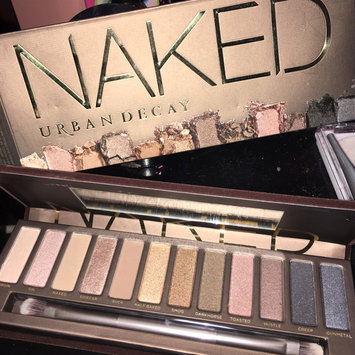 Photo of Urban Decay Naked Palette uploaded by Regina K.