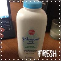 Johnson's® Baby Powder Pure Cornstarch with Aloe & Vitamin E uploaded by Debbie S.