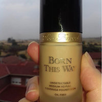 Too Faced Born This Way Foundation uploaded by Lidia R.