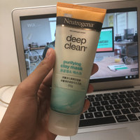 Neutrogena Deep Clean Purifying Wash-Off Clay Mask uploaded by Giselle C.