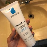 La Roche-Posay Effaclar Medicated Gel Acne Cleanser uploaded by Marla P.