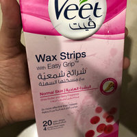Veet Ready To Use Wax Strips For Normal Skin uploaded by Amber Z.