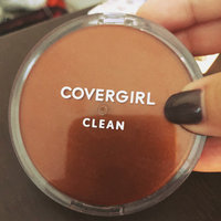 COVERGIRL Clean Pressed Powder uploaded by Katie F.