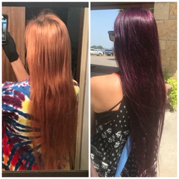 Photo of Ion Color Brilliance Semi Permanent Neon Brights Hair Color Radiant Orchid uploaded by Michal H.