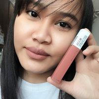 Maybelline SuperStay Matte Ink™ Liquid Lipstick uploaded by Sarah B.
