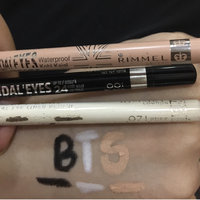 Rimmel London Scandaleyes Waterproof Kohl Kajal Eyeliner uploaded by Hurriya K.
