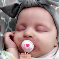 MAM Night Pacifiers 2+m silicone 2 Pack - Boy Colors uploaded by Allison C.