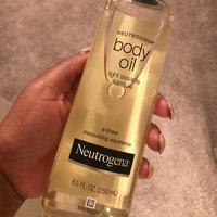 Neutrogena® Body Oil uploaded by Jenee' P.