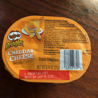 Pringles® Cheddar Cheese Crisps uploaded by Serina W.