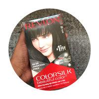 Revlon Colorsilk Moisture Rich Hair Color, Jet Black No. 10, 1 Count uploaded by Anjanae M.