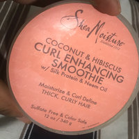 SheaMoisture Coconut & Hibiscus Curling Enhancing Smoothie uploaded by Karen B.